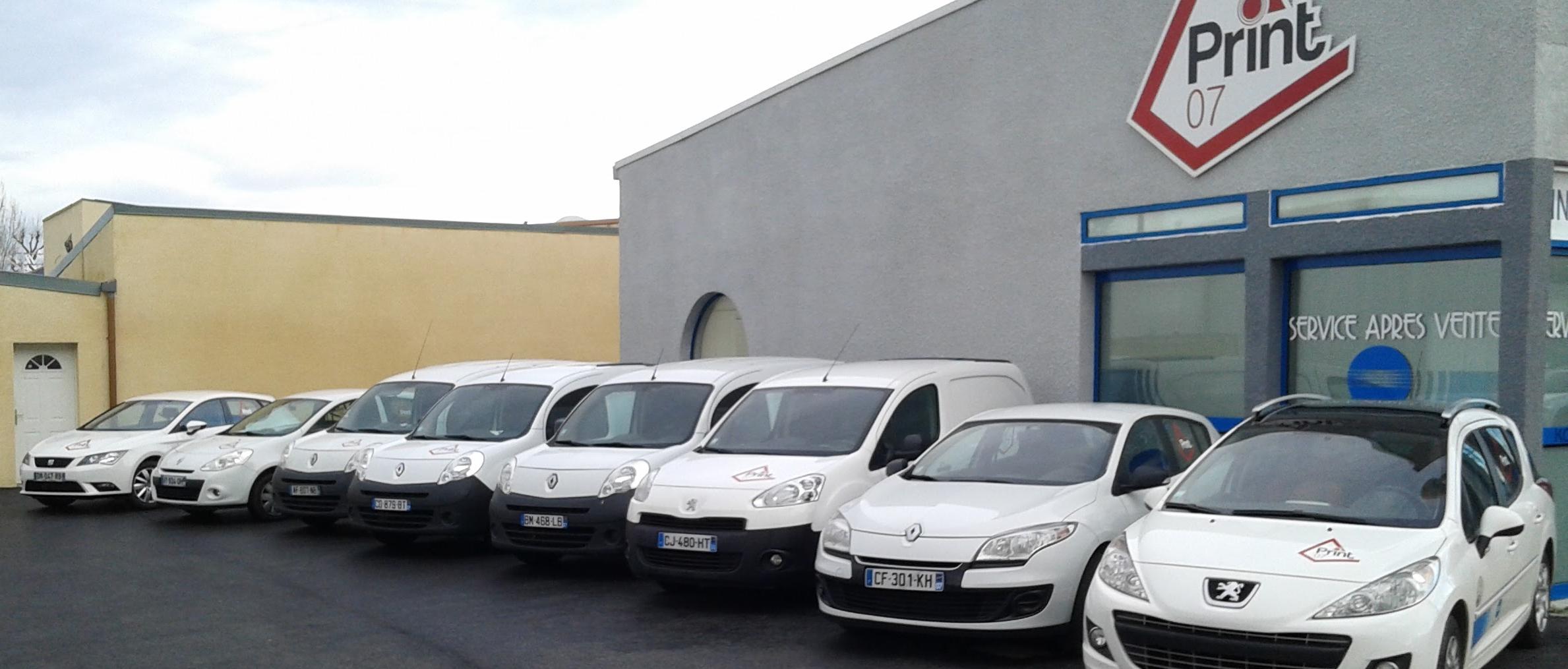 SAV maintenance de vos Imprimantes et Solutions d'impression Konica Minolta