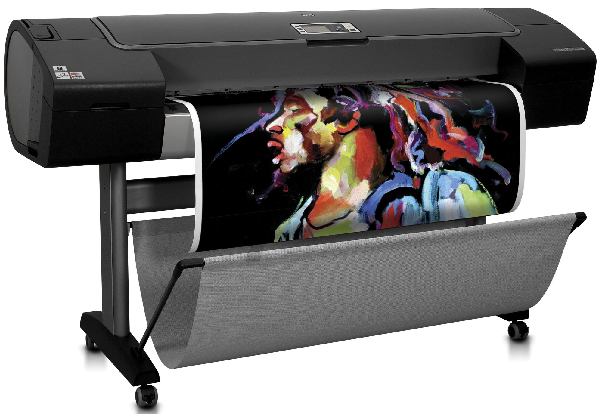 traceurs techniques Hewlett Packard pour imprimer vos plans, dessins de CAO
